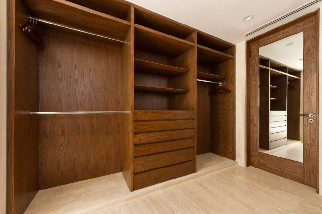 Grupo colomer for Closets modernos para parejas